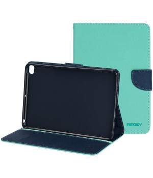 Чехол Mercury Fancy Diary для Apple iPad mini 5 (2019) Mint/Navy