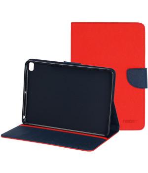 Чехол Mercury Fancy Diary для Apple iPad mini 5 (2019) Red/Navy