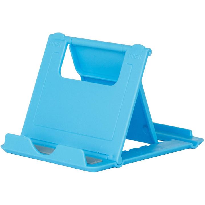Универсальная подставка для планшета / смартфона Galeo Fold Stand Blue