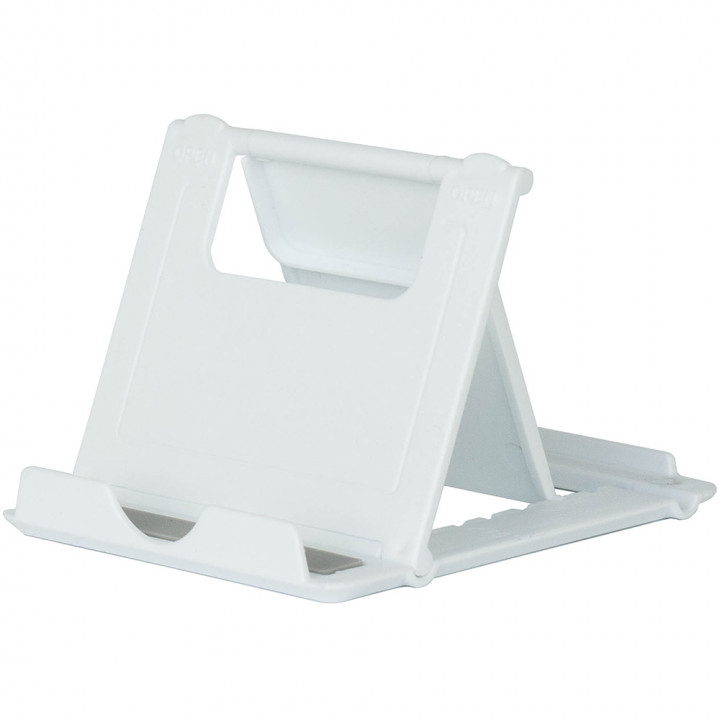 Универсальная подставка для планшета / смартфона Galeo Fold Stand White