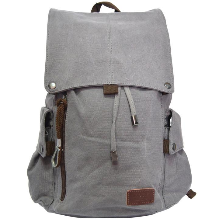 Городской рюкзак MOYYI Fashion BackPack 82 Grey