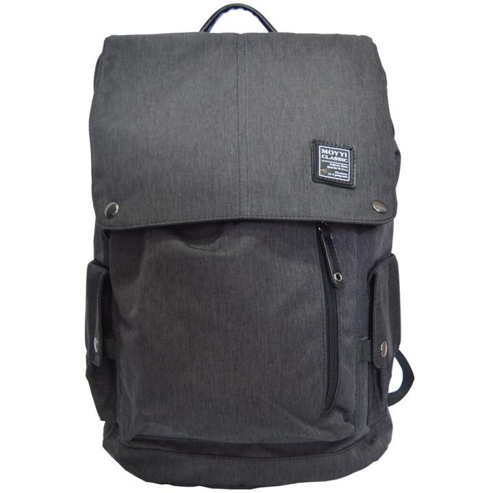 Городской рюкзак MOYYI Fashion BackPack 211 Black