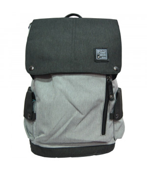 Городской рюкзак MOYYI Fashion BackPack 211 Grey / Black