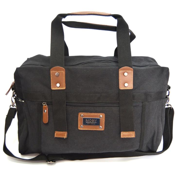 Мужская сумка  MOYYI Fashion Bag 1534 Black