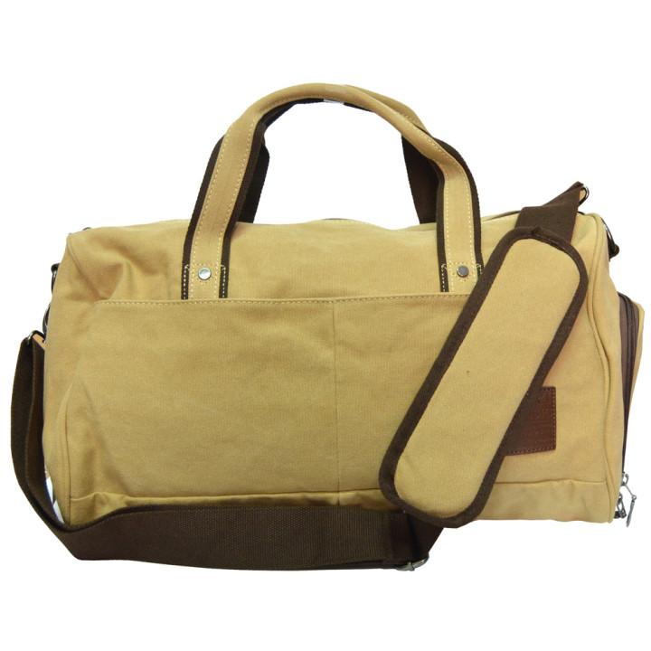 Мужская сумка с отделением для обуви MOYYI Fashion Bag 1536 Khaki