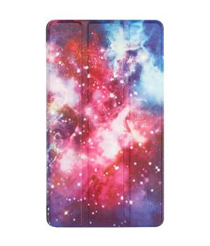 Чехол Galeo Slimline Print для Huawei Mediapad T3 7 3G (BG2-U01) Galaxy