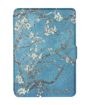 Обложка Galeo Slimline Print для Amazon Kindle Paperwhite Almond Blossom
