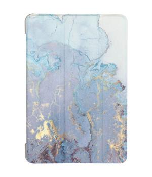 Чехол Galeo TPU Printed Trifold для iPad mini 5 (2019) Marble