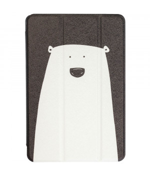 Чехол Galeo Printed Trifold для Apple iPad mini 5 (2019) Polar Bear