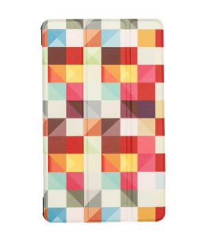 Чехол Galeo Slimline Print для Samsung Galaxy Tab A 8.0 (2019) SM-T290, SM-T295 Colour Blocks