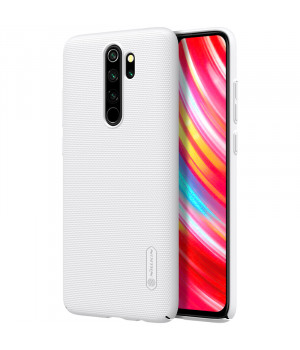 Чехол Nillkin Super Frosted Shield для Xiaomi Redmi Note 8 Pro White
