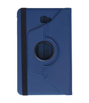 Поворотный чехол Galeo для Samsung Galaxy Tab A 10.1 2016 SM-T580, SM-T585 Navy Blue
