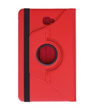 Поворотный чехол Galeo для Samsung Galaxy Tab A 10.1 2016 SM-T580, SM-T585 Red
