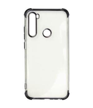 Чехол Galeo TPU Shockproof для Xiaomi Redmi Note 8 Black Trim