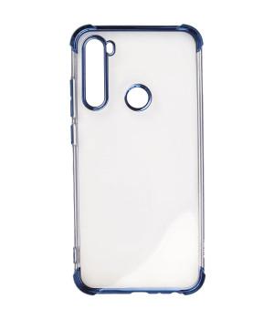 Чехол Galeo TPU Shockproof для Xiaomi Redmi Note 8 Blue Trim