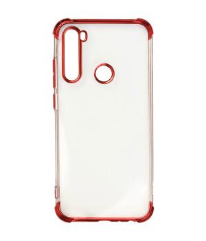 Чехол Galeo TPU Shockproof для Xiaomi Redmi Note 8 Red Trim