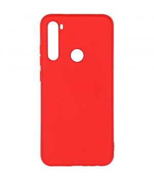 Чехол Galeo Liquid Silicone для Xiaomi Redmi Note 8 Red