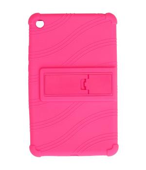 Силиконовый чехол Galeo для Xiaomi Mi Pad 4 Pink
