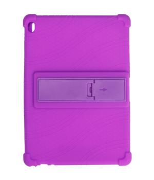 Силиконовый Galeo для Lenovo Tab M10 TB-X605F, X605L Purple