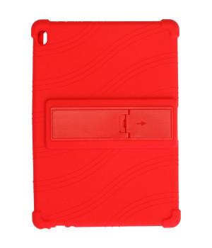 Силиконовый Galeo для Lenovo Tab M10 TB-X605F, X605L Red