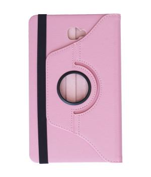 Поворотный чехол Galeo для Samsung Galaxy Tab A 10.1 2016 SM-T580, SM-T585 Pink