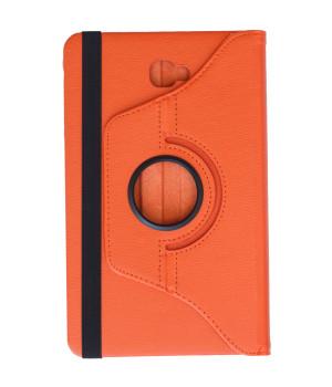 Поворотный чехол Galeo для Samsung Galaxy Tab A 10.1 2016 SM-T580, SM-T585 Orange