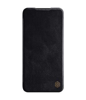 Кожаный чехол-книжка Nillkin Qin Leather Series для Xiaomi Redmi Note 8 Pro Black