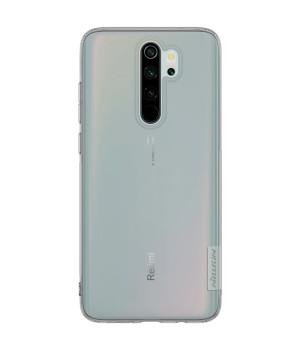 TPU чехол Nillkin Nature Series для Xiaomi Redmi Note 8 Pro Grey