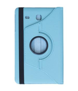 Поворотный чехол Galeo для Samsung Galaxy Tab E 9.6 SM-T560, SM-T561 Blue