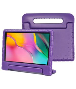 Детский чехол Galeo EVA для Samsung Galaxy Tab A 10.1 (2019) SM-T510, SM-T515 Purple