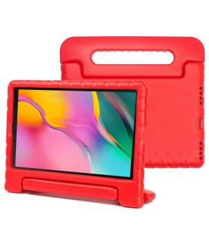 Детский чехол Galeo EVA для Samsung Galaxy Tab A 10.1 (2019) SM-T510, SM-T515 Red