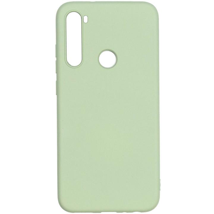 Чехол Galeo Liquid Silicone для Xiaomi Redmi Note 8 Green