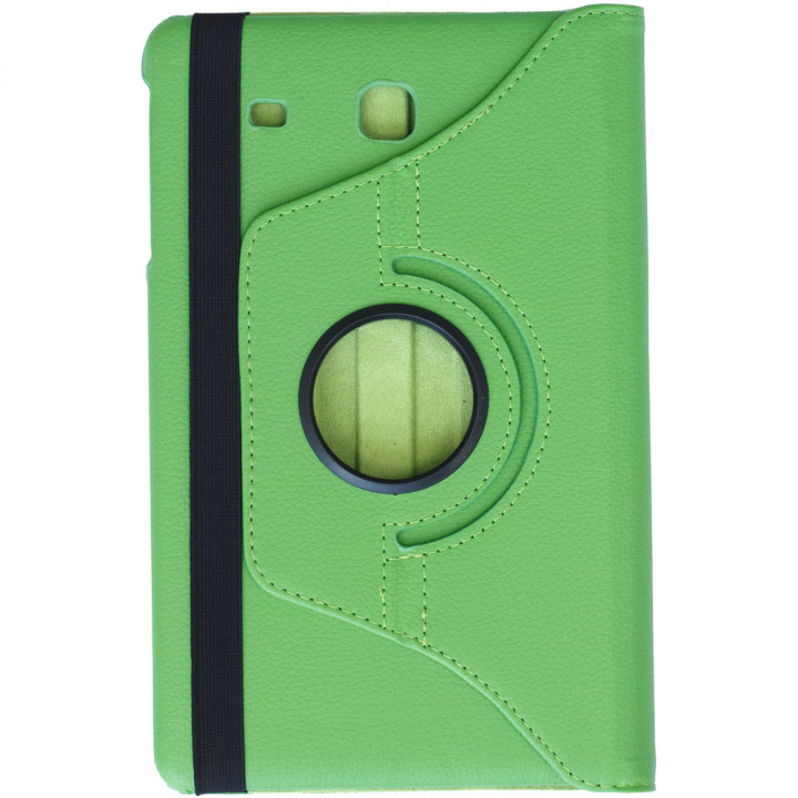 Поворотный чехол Galeo для Samsung Galaxy Tab E 9.6 SM-T560, SM-T561 Green