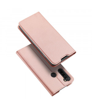 Чехол-книжка DUX DUCIS Skin Pro для Xiaomi Redmi Note 8 Rose Gold