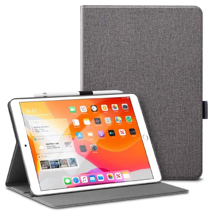 """Чехол ESR Urban Premium Folio для Apple iPad 7 10.2"""" (2019) Grey"""