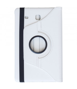 Поворотный чехол Galeo для Samsung Galaxy Tab E 9.6 SM-T560, SM-T561 White