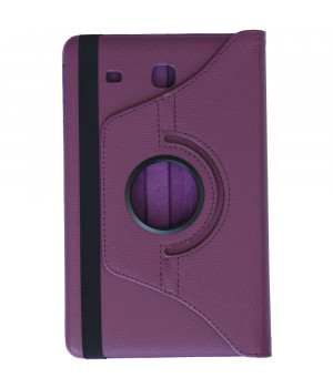 Поворотный чехол Galeo для Samsung Galaxy Tab E 9.6 SM-T560, SM-T561 Purple