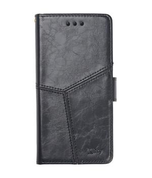 Чехол-книжка K'try Premium Folio для Xiaomi Redmi Note 8 Pro Black
