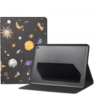 "Чехол ESR Illustrator Stand для Apple iPad 7/8 10.2"" (2019/2020) Colorful Cosmos"