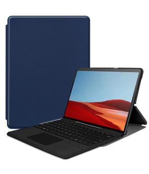 Чехол Galeo Slimline для Microsoft Surface Pro X Navy Blue