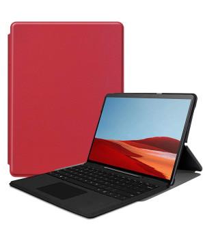 Чехол Galeo Slimline для Microsoft Surface Pro X Red