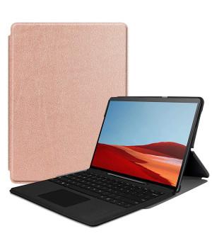 Чехол Galeo Slimline для Microsoft Surface Pro X Rose Gold