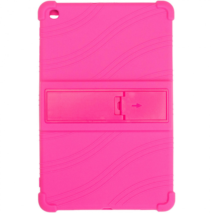 Силиконовый чехол для Samsung Galaxy Tab A 10.1 2019 SM-T510, SM-T515 Pink