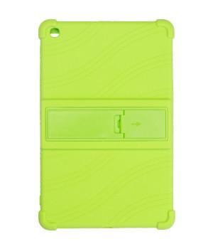 Силиконовый чехол для Samsung Galaxy Tab A 10.1 2019 SM-T510, SM-T515 Green