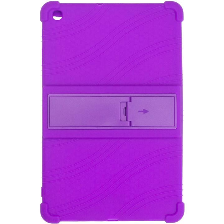 Силиконовый чехол для Samsung Galaxy Tab A 10.1 2019 SM-T510, SM-T515 Purple