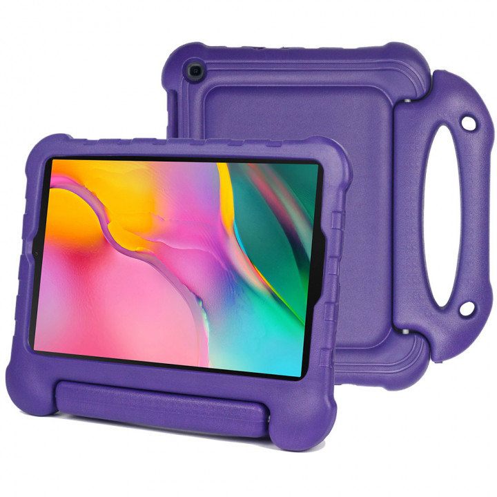 Детский чехол Laudtec EVA для Samsung Galaxy Tab A 10.1 (2019) SM-T510, SM-T515 Purple