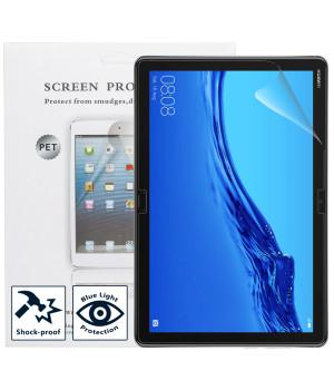 Защитная пленка Galeo для Huawei Mediapad M5 Lite 10 (BAH2-L09, BAH2-W09) Противоударная + Anti-Blue Light