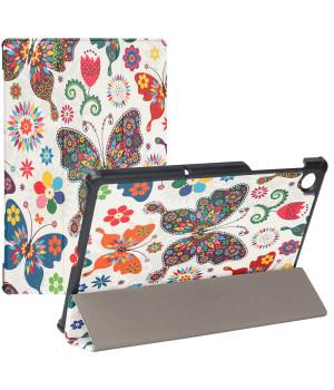 Чехол Galeo Slimline Print для Lenovo Tab M10 Plus TB-X606F, TB-X606X Butterflies