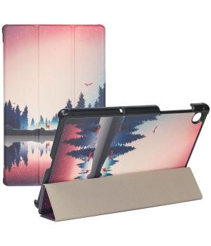 Чехол Galeo Slimline Print для Lenovo Tab M10 Plus TB-X606F, TB-X606X Dusk