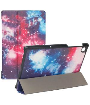 Чехол Galeo Slimline Print для Lenovo Tab M10 Plus TB-X606F, TB-X606X Galaxy